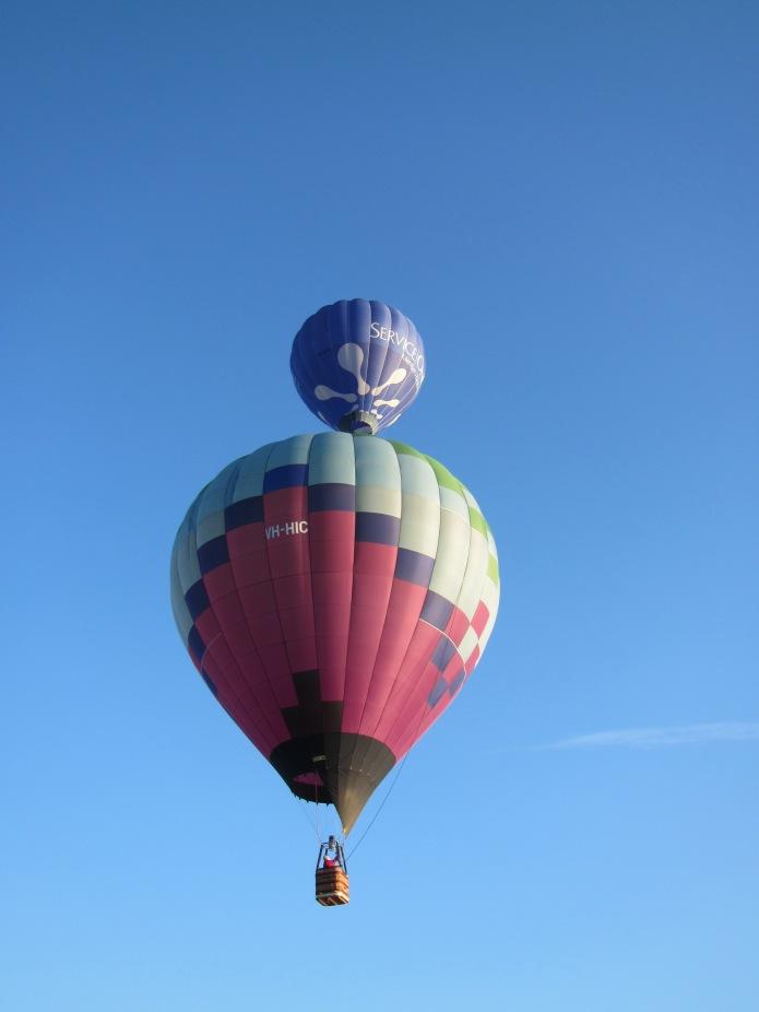 Double decker balloon