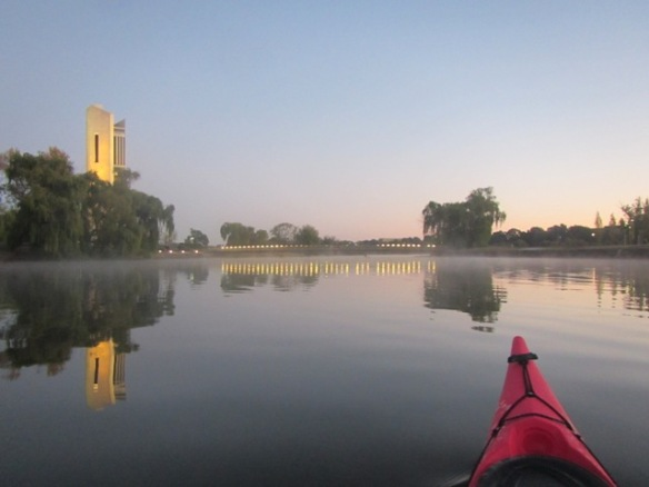 6.17am: Misty Carillon