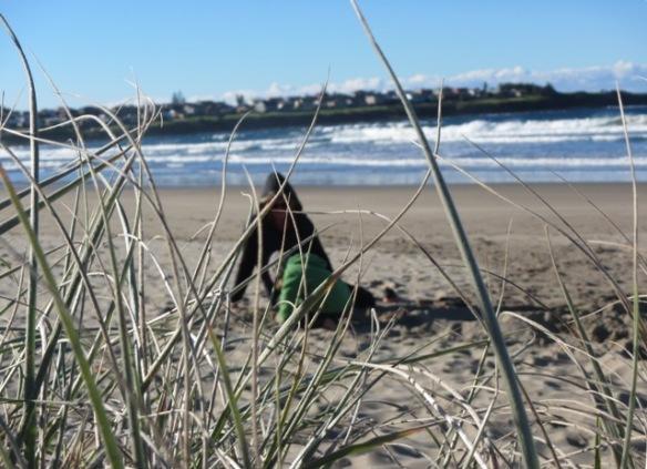 Crispy sand castles