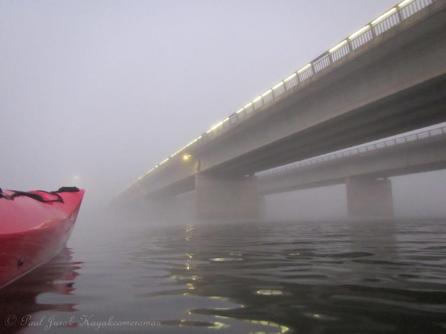I just love the fog paddle