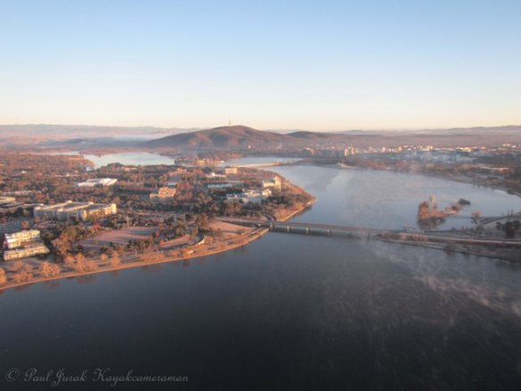 Canberra looked fantastic