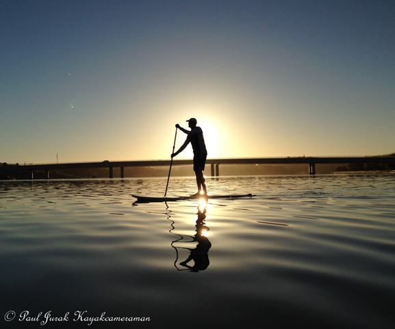 Silhouette SUP