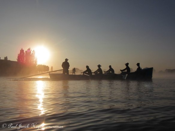 Silhouette Surfboats