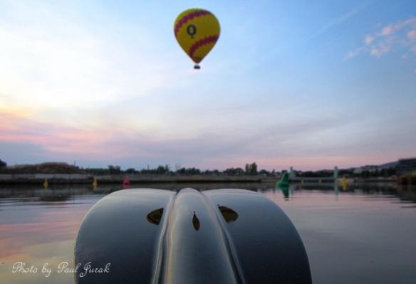 Tri-balloon