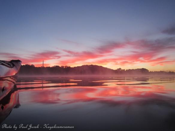 Love the pink mist